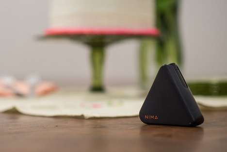Allegen-Testing Food Devices - The Nima Sensor Can Sense if Meal Includes Foods You Can't Eat
