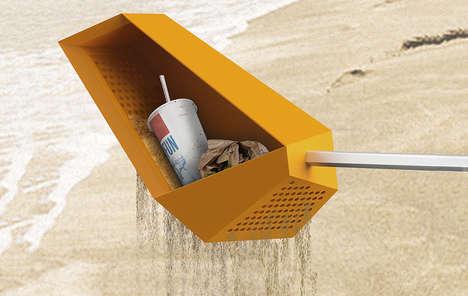 Handheld Beach Cleaners