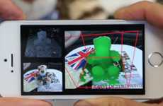 3D Photo Apps - Microsoft is Developing an App That Captures Images in Three Dimensions