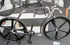 Carbon Fiber Bicycles