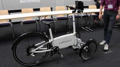 Smartphone-Controlled E-Bikes