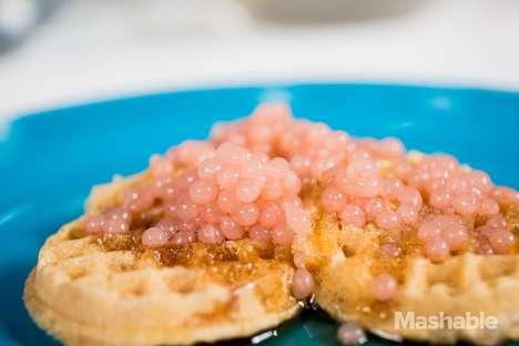 Edible Meat Pearls