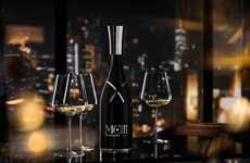 Hybrid Champagne Drinks - Moet & Chandon's 'MCIII' Blends Together Three Different Wines