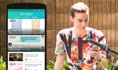 Social Livestream Apps - Mirrativ is a New Streaming App That Combines Twitch and Periscope
