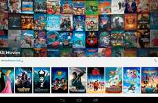 Animated Movie Apps - The Disney Movies Anywhere App Lets You Access Disney Libraries on Mobile