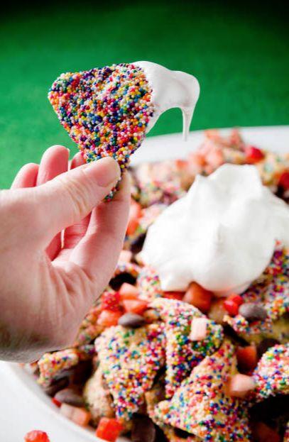 16 Sweet Dessert Dips