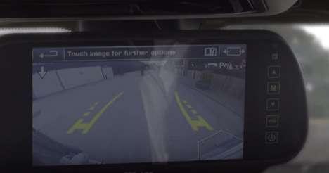 Car-Concealing Cameras