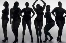 Empowering Plus-Size Campaigns - This New Ad Seeks to Encourage Body Positivity in the Media