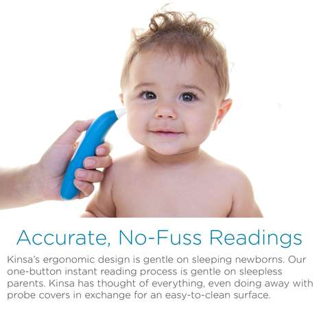 Intuitive Ear Thermometers