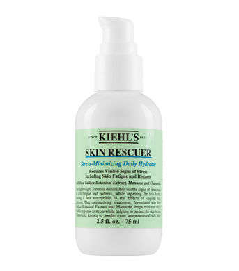 Stress-Fighting Moisturizers - Kiehl's Skin Rescuer Reduces the Visible Impact of Stress On Skin