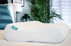 Self-Cooling Pillows