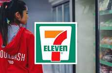 Corner Store Delivery Apps - DoorDash Partnered with 7-11 to Offer Convenience Store Delivery