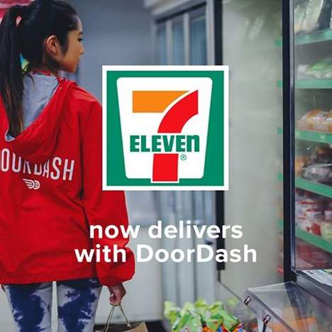 DoorDash Partnered with 7-11 to Offer Convenience Store Delivery
