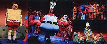 Aquatic Cartoon Musicals