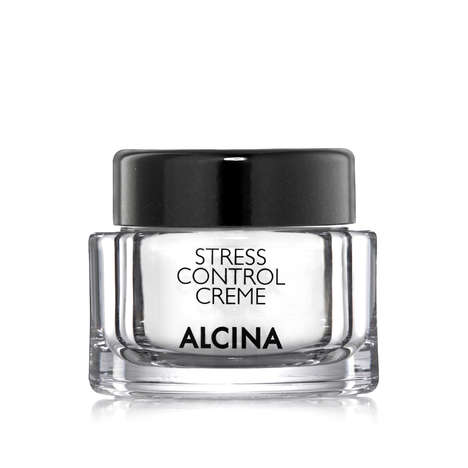 Stress Control Creams - The Alcina Stress Control Cream Prevents Free Radical Formation