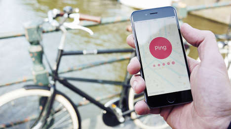 Bicycle-Finding Apps