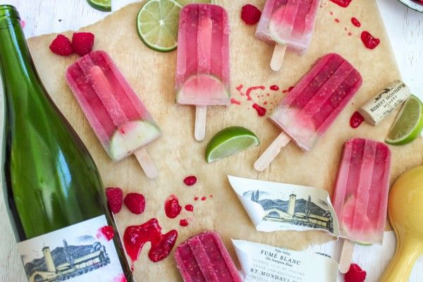 20 Alcohol-Infused Ice Pops