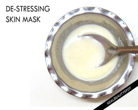 De-Stressing Skin Masks