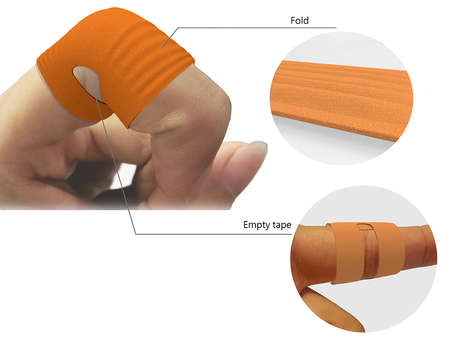 Ergonomic Medical Bandages