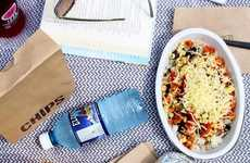 Campus Delivery Apps - This App Delivers Chipotle Mexican Food Straight to Campus Dorms