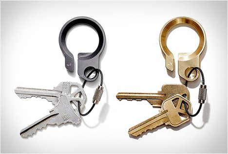 Belt Loop Keychains