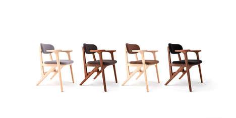 Dancer-Inspired Furniture
