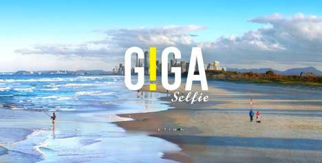 Tourist-Targeted Selfie Campaigns