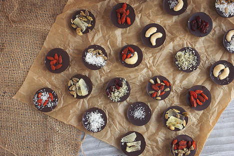 Superfood Chocolate Desserts