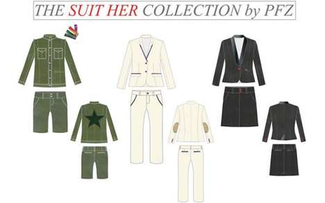 Kiddie Suit Concepts