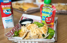 Healthy Takeaway Kids' Meals - Smashburger's Better For You Children's Menu Offers Nutritious Fare