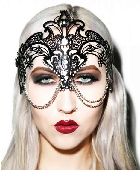 Modern Masquerade Masks