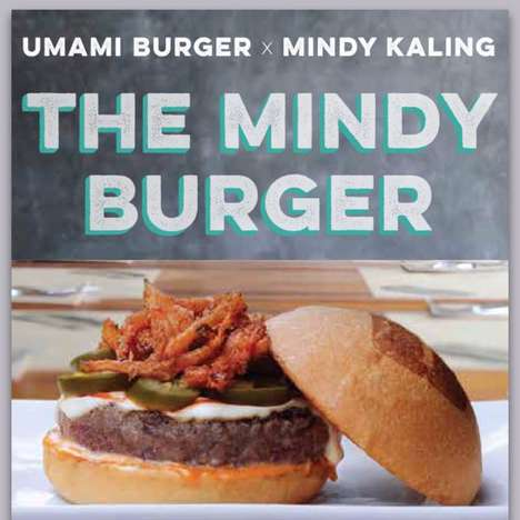 Charitable Celebrity Burgers