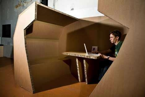 Recyclable Workspaces