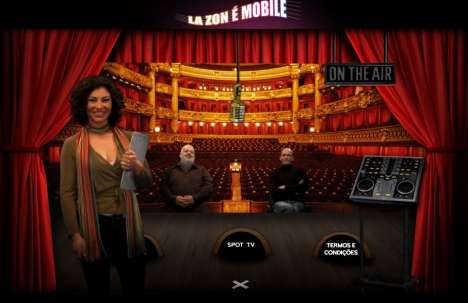 Interactive Virtual Auditions