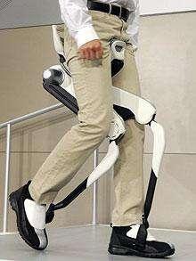 Robotic Legs
