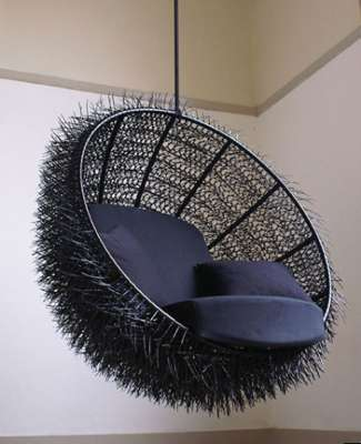 Ocean-Inspired Lounge Chairs