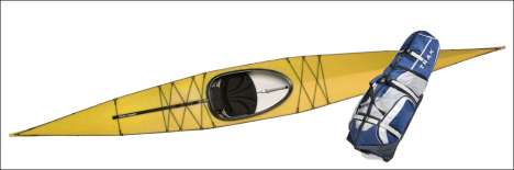 Urban Kayaks - The Transformer TRAK