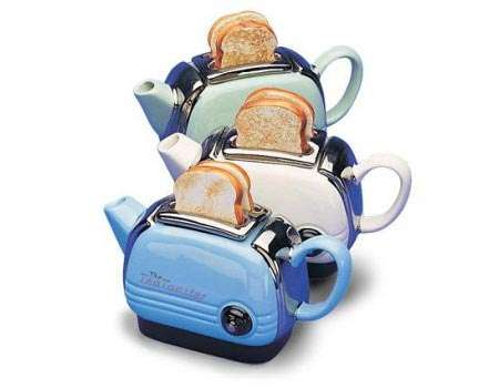 25 Hot Toasters of the Future