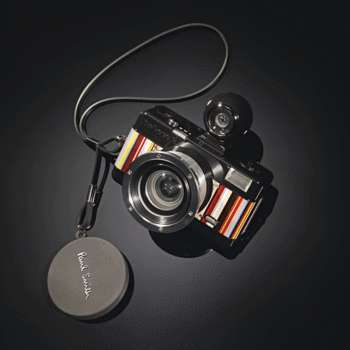 Designer Fisheye Photography - Paul Smith Lomo Camera