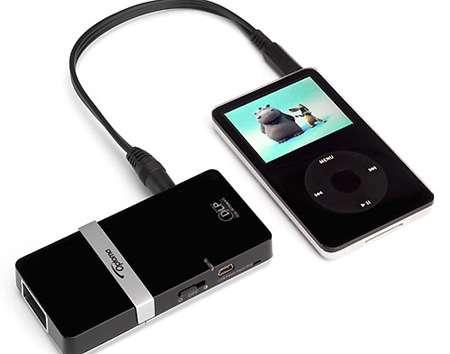 iPod Video Projectors