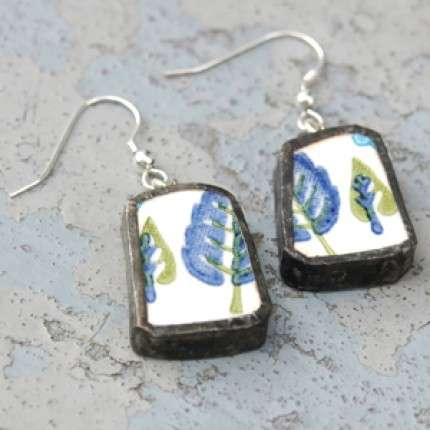 Jewelry from Pottery Shards