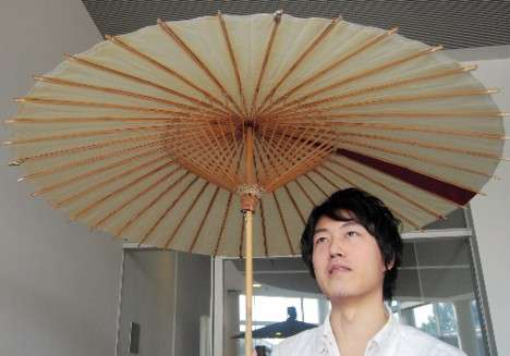 Loud Speaker Umbrellas