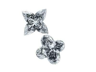 Logo-Shaped Diamonds