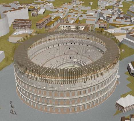Digitally Recreating Ancient Cultures - Google's Virtual Rome
