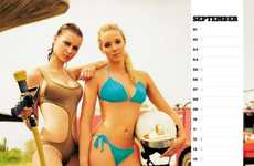 Sexist Charity Photos? - Ryanair Bikini Calendar