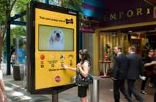 Interactive Pet Advertisements