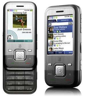 Social Networking Mobiles