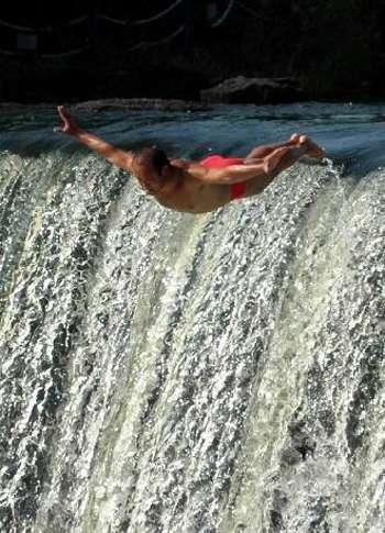 Outrageously Dangerous Stunts