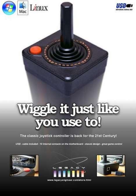 Retro Game Controller Revivals