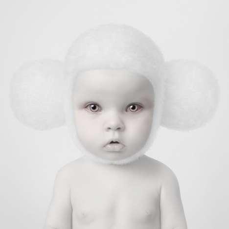 Vampire Child Photography